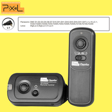 Pixel RW-221 L1 Беспроводной Спуска затвора Дистанционного Управления Для Panasonic G1 G2 G3 G5 G6 G7 G10 GH1 GH2 GH3 GH4 GX1 LC-1 L1 L10 FZ20