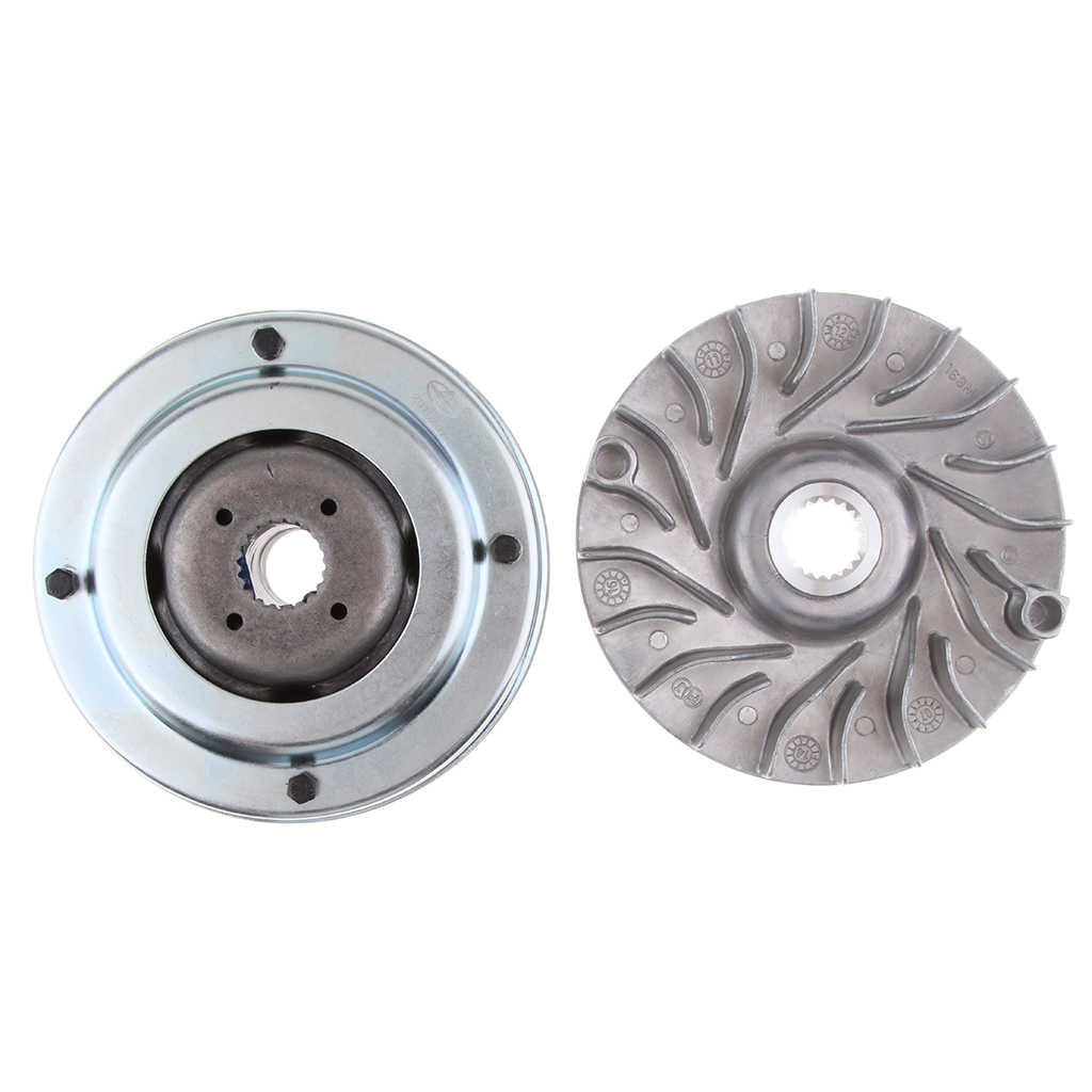 1 Set 132mm 20 Tooth Primary Front Drive Variator Clutch Kit For Chinese Linhai 400cc LH400 ATV 0.83 Inch Variator Kit