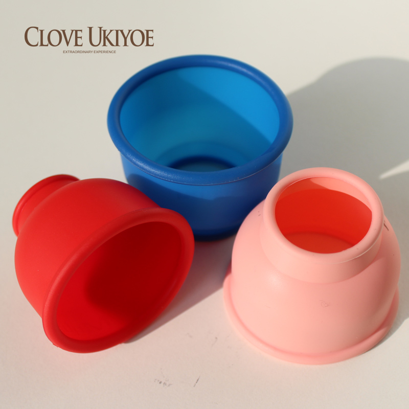 3pcs/set Silicone Rubber Ring Sleeve for Enlargement Penis Pump Handsome Up Accessories for Men