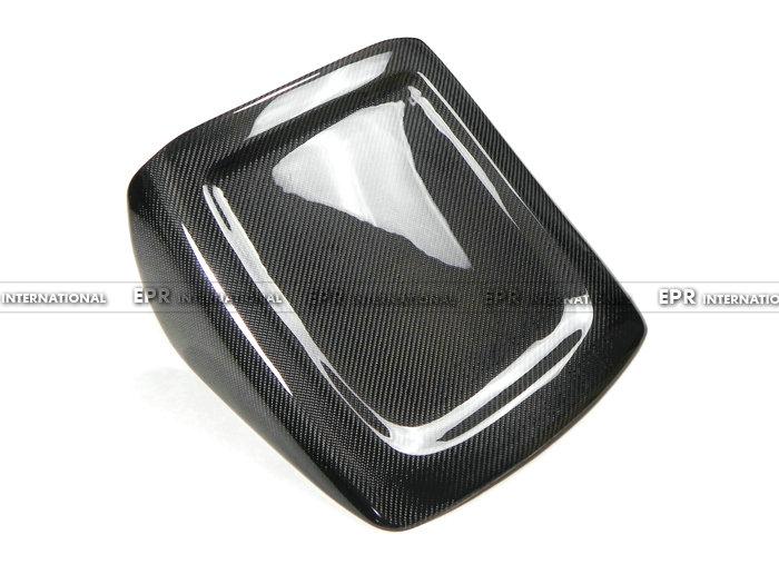 Car Accessories Kit For BMW E46 M3 Carbon Fiber Seat Cover Glossy Fibre Finish Interior Tirm