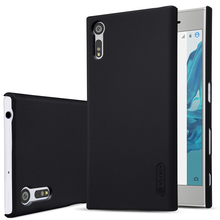 Case For Sony Xperia XZ XZS Cover For Sony Xperia XZ XZS Case NILLKIN Frosted Shield Back Cover Case with retail package