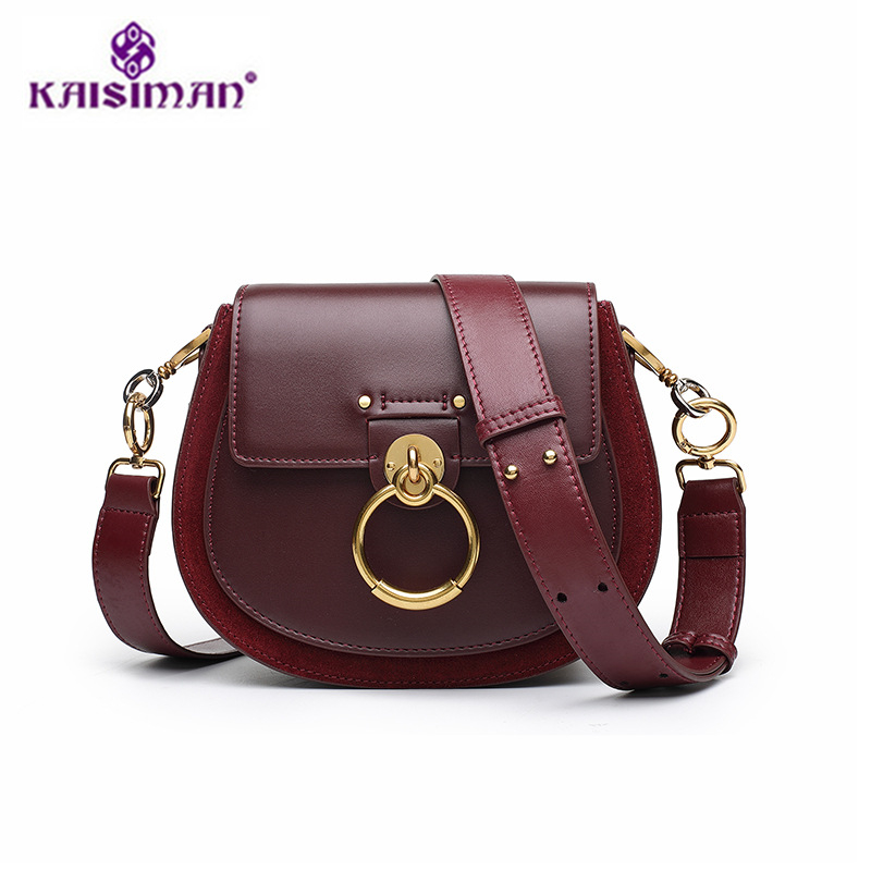 Factory Direct, Limited To 5! Luxury Designer New Rings Pigs Saddle Bag Small Shoulder Bags Genuine Leather Handbags Sac A Main