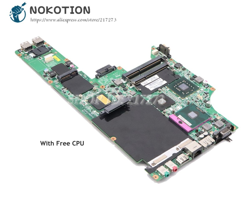 NOKOTION 42W8268 DAOGC2MB8F0 MAIN BOARD For Lenovo L410 SL410 SL410k Laptop Motherboard PM45 ATI graphics DDR3 Free CPUNOKOTION 42W8268 DAOGC2MB8F0 MAIN BOARD For Lenovo L410 SL410 SL410k Laptop Motherboard PM45 ATI graphics DDR3 Free CPU