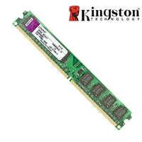 D'origine RAM Kingston DDR2 4 GO 2 GO PC2-6400S DDR2 800MHZ 2 GO PC2-5300S 667MHZ Bureau 4 GO
