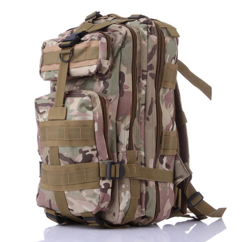 Men Women Outdoor 20-35L Military Army Tactical Backpack Trekking Sport Travel Rucksacks Camping Hiking Trekking Camouflage Bag qg0784 men women outdoor military army tactical canvas backpack camping hiking trekking sport bag large capacity backpack