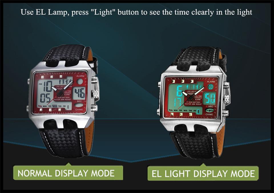 Hot Fashion OHSEN Brand Men Sports Watches Analog Casual Quartz 3ATM Waterproof Sport Military Watch Men Relogio Male Clock Gift (17)
