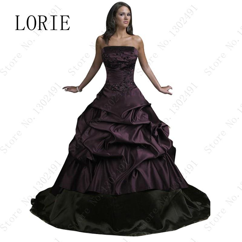 Online Get Cheap Black Wedding Dresses Pictures -Aliexpress.com ...