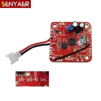 Original SYMA x5c x5 RC Drone parts syma-x5-v6 PCB Board Upgraded version receiver/main board