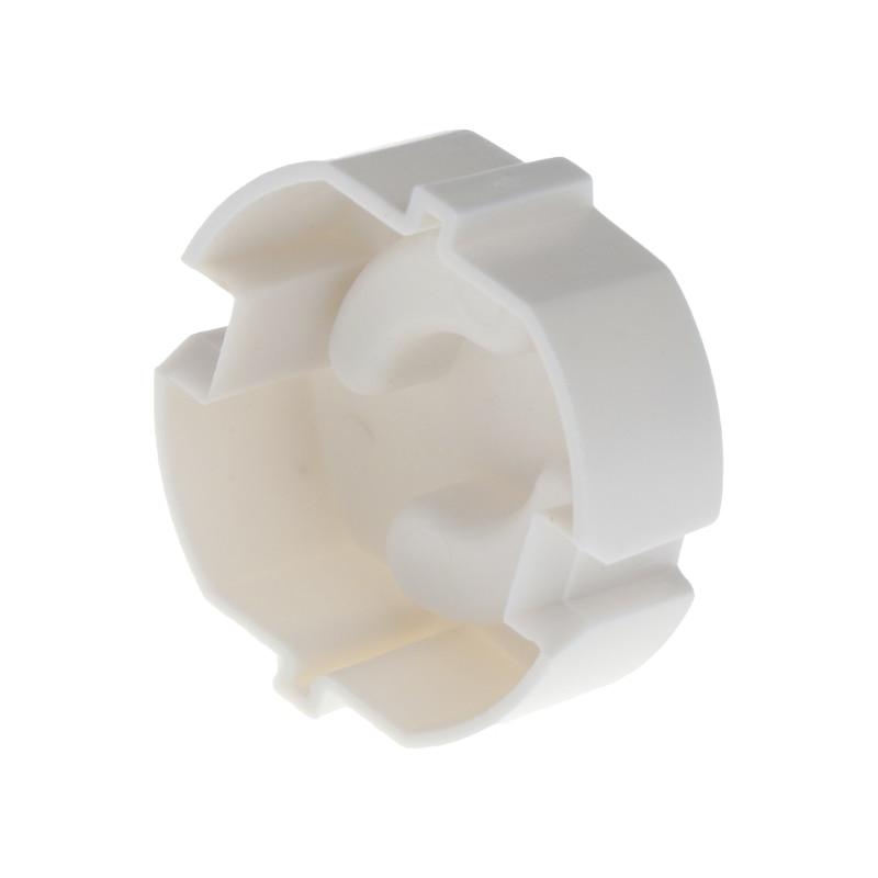 10 шт./компл. детская Защитная крышка розетки Защитная Детская безопасность Пылезащитная заглушка 2 отверстия
