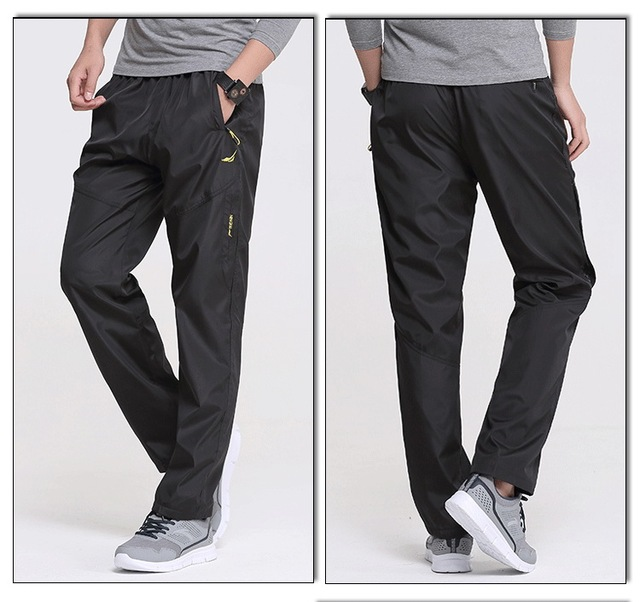 Quick Dry Men's Exercise Pants