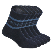 Men's Socks with Rabbit Wool