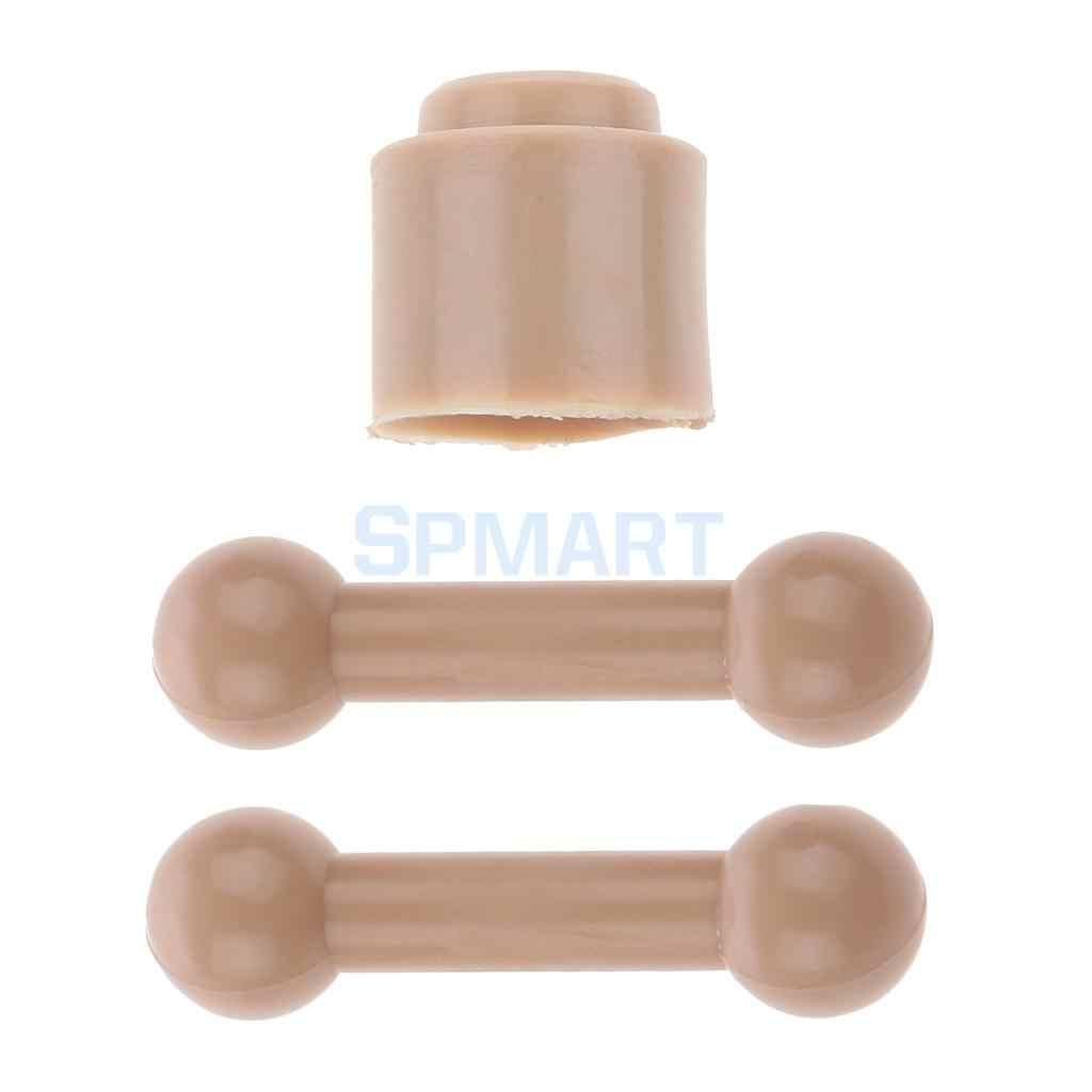 1/6 skala Action Figures stopy wzmacniające złącza i pierścień wewnętrzny głowy na 12 ''gorące zabawki Phicen DID BBI Action Figures