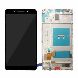 """Image 2 - 5.2 """"LCD için çerçeve ile Huawei onur 7 Honor7 PLK TL01H PLK L01 PLK L01 lcd ekran ekran dokunmatik sensör sayısallaştırıcı tam meclisi"""