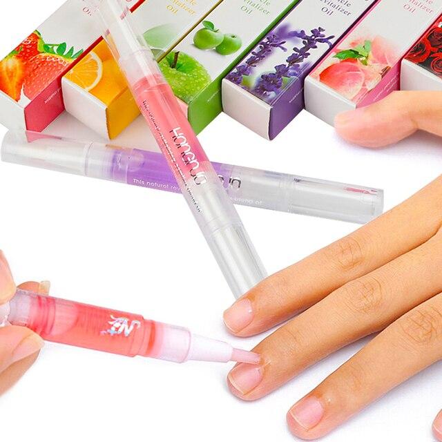 6 type nail art cuticle oil treatment revitalize kit