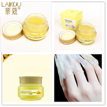 LAIKOU Milk Honey Hand Wax 115g Wrinkle Removal Paraffin Bath Exfoliat