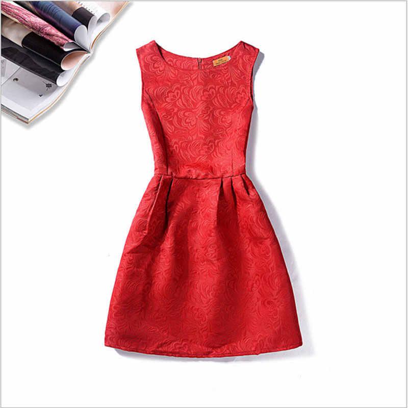 Amuybeen 夏野生のシンプルなカラードレスノースリーブドレス 2019 子供ドレスのための十代の衣類のドレス