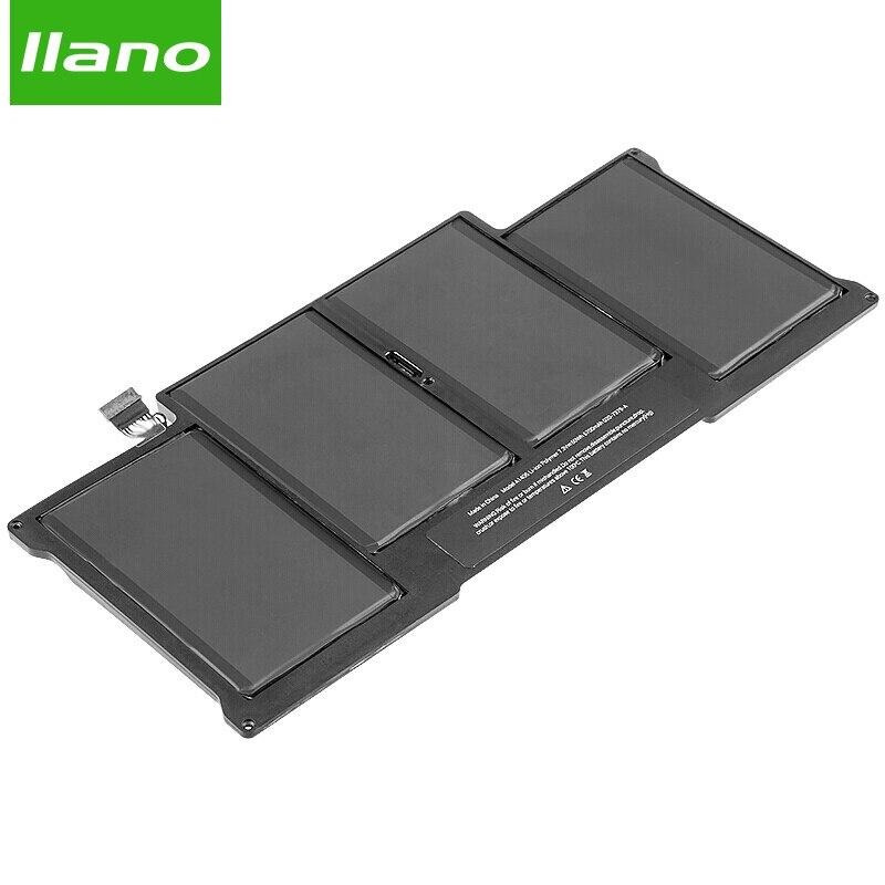 Llano A1405 Batterie D'ordinateur Portable pour APPLE MacBookAir A1369 A1405 A1466 MC965 MC966 MacBookAir 13in batterie d'ordinateur portable 6700 mAh