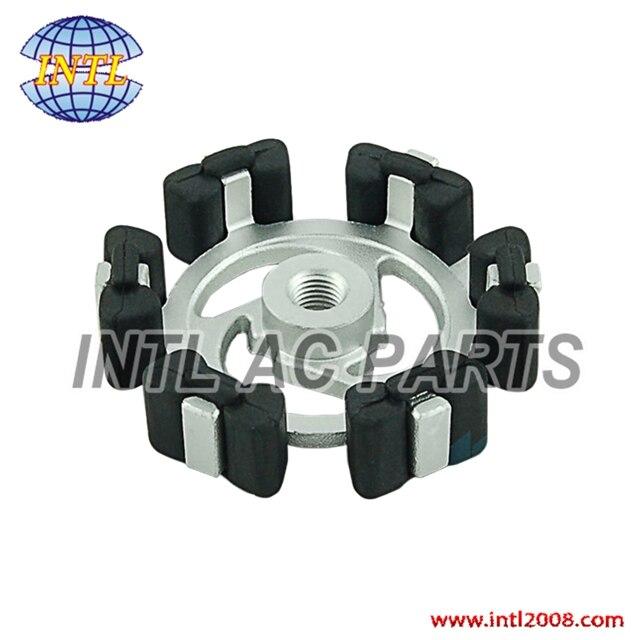 CLUTCH PULLEY COUPLING AUDI A//C COMPRESSOR A4 A6 A8 DENSO 6SEU14C