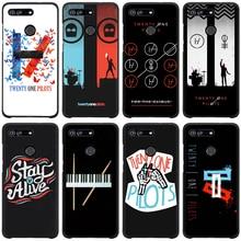 Soft Silicone Case for Honor 7a Black 9 Lite Nova 3i 3 Floral Phone