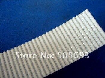 Envío libre de LA PU cinturón gt2 correa de distribución gt2 15mm ancho 5 m de un paquete para la impresora 3d