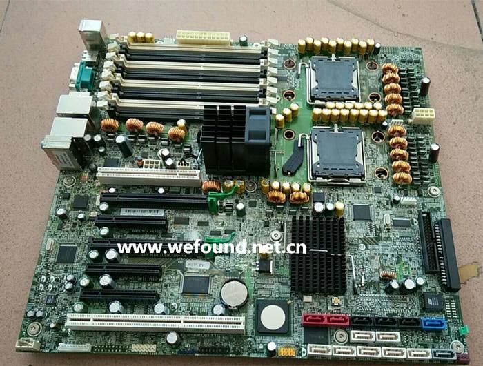 100% di Lavoro Scheda Madre per workstation XW8600 439241-002 480024-001 Completamente Provato