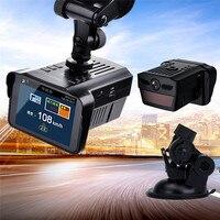 2.7'' Globally Universal 2 in 1 1080P HD Traffic Recorder Mobile Speed Radar 3 City Mode 1 Highway Mode Car Radar Detectors
