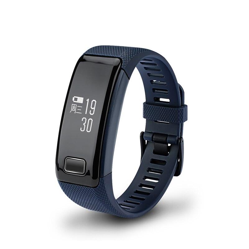 Fashion C9 Smartband Smart Wrist Band IP67 Waterproof Blood Pressure Passometer Message Call Reminder Alarm Clock