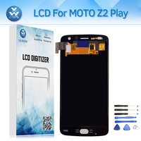 Lcd Screen For Motorola Moto Z2 Play XT1710 08 Lcd Display Touch Glass Digitizer Assembly 5.5 Panel Mobile Repair Accessories