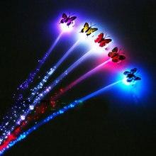 1 шт., рождественские украшения, гирлянда для девочек, светодиодный светильник для украшения волос, новогодний девичник, вечерние, Kerst Navidad Natal, Рождество