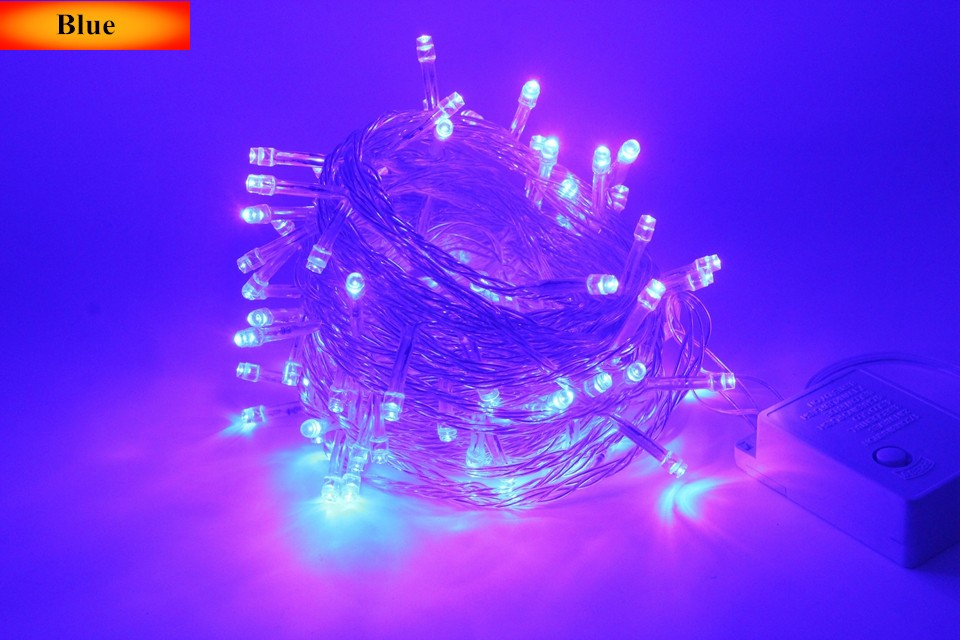 Lighting Strings wedding christmas lights led strings 10m AC220V 110V Led Strip Light Garden Garland (31)