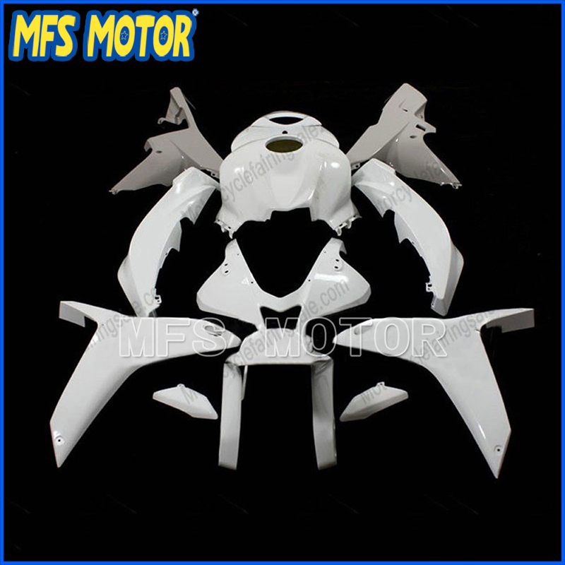 Unpainted Injection Fairing Kit Shell BodyWork For CBR 600 RR F5 2007 2008