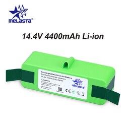 4.4Ah 14.4 V batterie li-ion avec Cellules Marque pour iRobot Roomba 500 600 700 800 Série 510 530 550 560 650 770 780 790 870 880 R3