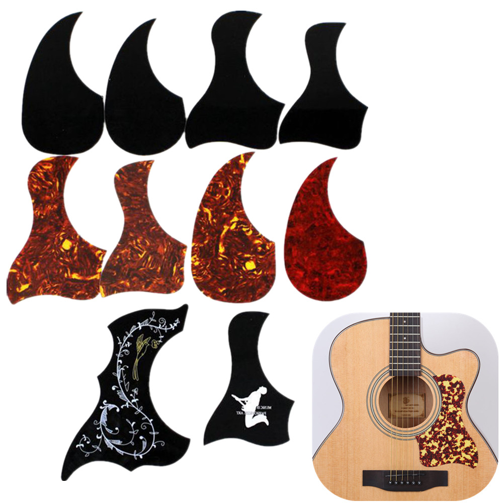Guard, Guitar, Acoustic, For, Self-adhesive, Parts