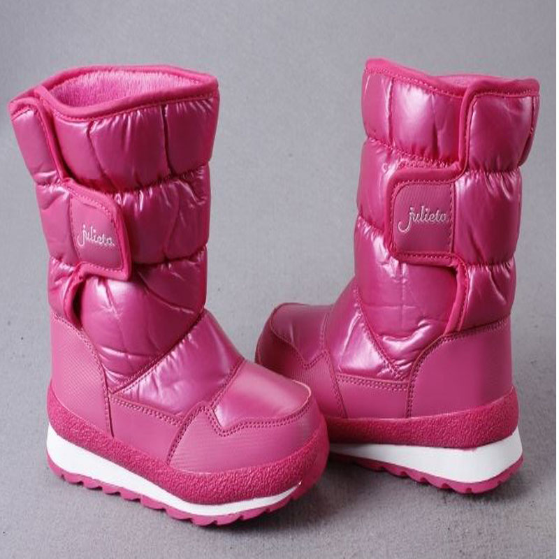 2016 Russia Brand KOTOFEY Children Snow Boots Genuine ...