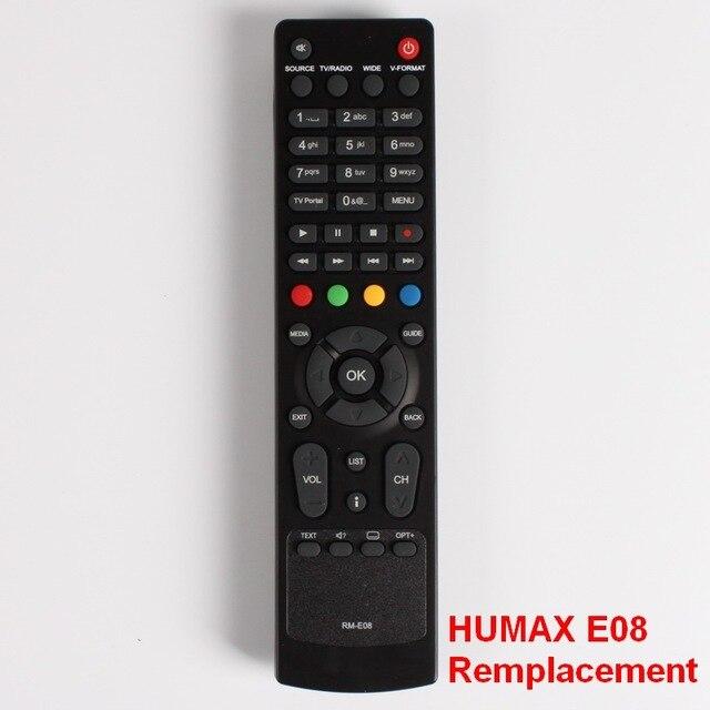 Fernbedienung Für HUMAX RM E08, HUMAX VAHD 3100S, Kommandant controller, Modell RM E08, Direkt Verwenden