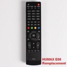 รีโมทคอนโทรลสำหรับ HUMAX RM E08, HUMAX VAHD 3100S, Commander controller รุ่น฿ E08 โดยตรงใช้