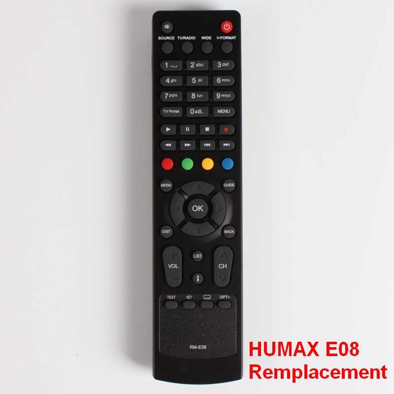 Detail Feedback Questions about Remote Control For HUMAX RM