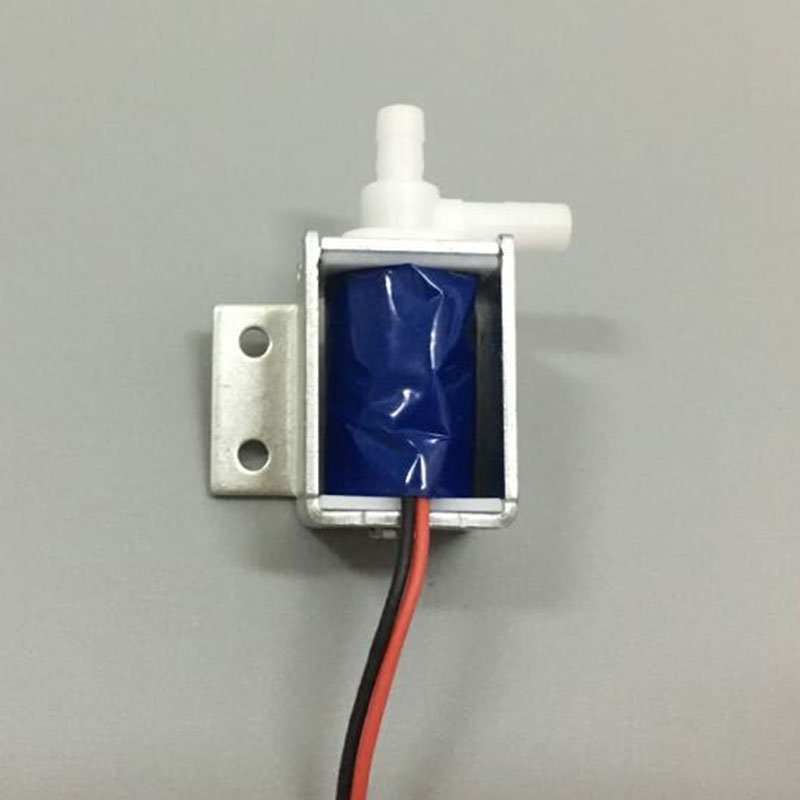 EBOWAN Mini Eelectric Solenoid Valve Normally Closed 12V Electromagnetic Water Valve Air 6V 24V