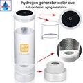 Водородный водонагреватель перезаряжаемый портативный H2 и O2 разделительный стаканчик 500 мл ihooh Производитель Гарантия качества на 3 года