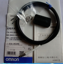 New genuine sensor de fibra óptica E32-DC200