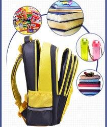 Torby szkolne dla nastoletnich dziewcząt chłopiec mochila escolar PU skórzany plecak wodoodporny infantil bookbag o dużej pojemności plecak szkolny 3