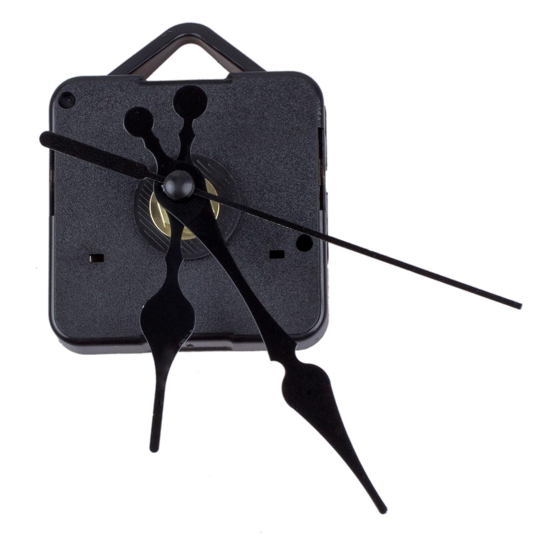 YCYS-Clock Movement Black Hour Minute Second Hand DIY Tools KitYCYS-Clock Movement Black Hour Minute Second Hand DIY Tools Kit