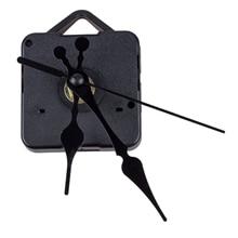 YCYS-Clock Movement Black Hour Minute Second Hand DIY Tools Kit