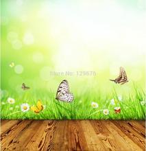 SHENGYONGBAO Spring theme Art Cloth Custom Photography Backdrop Prop Photo Studio Backgrounds CT08 все цены