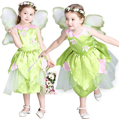 Flower Girl Princess Dress Kid Baby Party Wedding Pageant Formal
