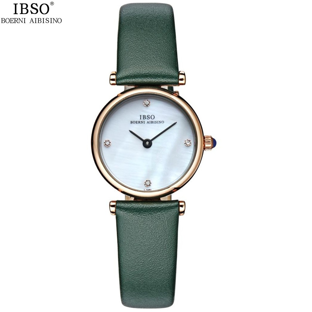 Women Wrist Watch Gold Small Dial Lady Watches Top Fashion Rhinestone Decoration Genuine Leather Quartz Wristwatch Female Clock от Aliexpress INT