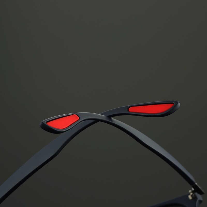 Фирменный дизайн классические Поляризованные солнцезащитные очки для мужчин и женщин для вождения квадратная оправа солнцезащитные очки мужские очки UV400 Gafas De Sol