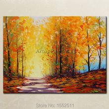 Hand painted Canvas Oil painting Wall Pictures for Living room wall decor art canvas painting palette knife landscape painting 7 hand painted canvas oil painting wall pictures for living room wall decor art canvas painting palette knife landscape 50