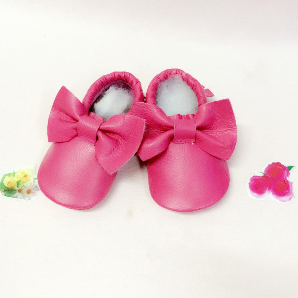 Baby-Moccasins-Leather-With-Bow-Newborn-Baby-Firstwalker-Anti-Slip-Genuine-Cow-Leather-Infant-Shoes-Bow-PU-Leather-T0072 (6)