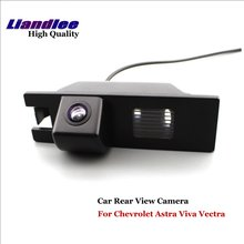 Liandlee Car Rearview Reverse Camera For Chevrolet Astra Viva Vectra Backup Parking Rear View Camera / Integrated High Quality new high quality rear view backup camera parking assist camera for toyota 86790 42030 8679042030